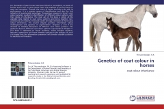 Thiruvenkadan A. K.: Genetics of coat colour in horses